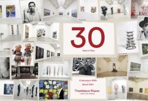 Galerie Thaddaeus Ropac Press Release